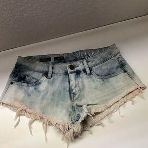 Volcom Yae Micro Shorts
